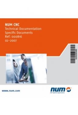 NUM10XX/Power/Axium - Spezifische Dokumentation