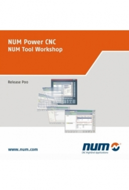 Num Tool Workshop Ver Q02 incl. 1x PLCTool Licence