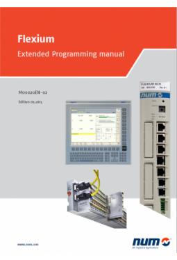 Flexium - Ergänzung zum Programmierhandbuch