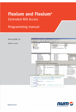 Flexium Extended NCK Access