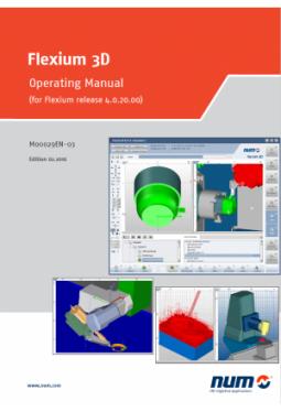 Flexium 3D Bedienerhandbuch