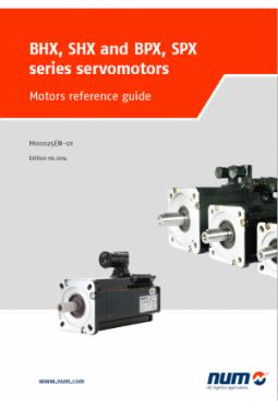 Flexium BHX,BPX Motors Referenz Handbuch