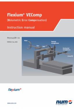 Flexium+: VEComp (Volumetrische Fehlerkompensation)