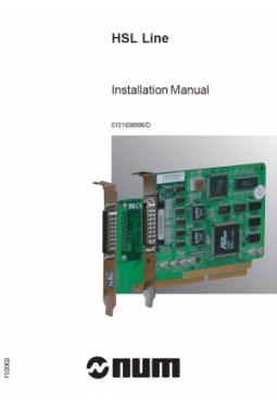 HSL Line - Installationshandbuch