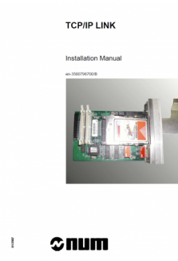 TCP/IP - Installationshandbuch