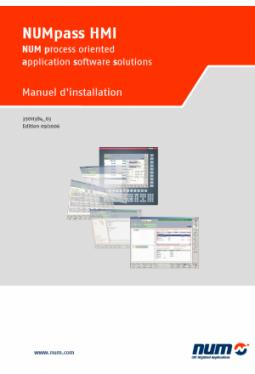 NUMpass HMI - Installationshandbuch Französisch