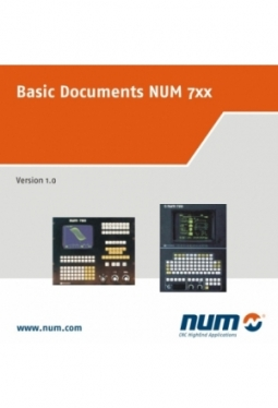 NUM 7xx/8xx - Basis-Handbücher