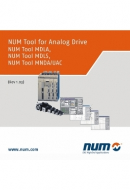 NUM Tool for Analog Drive