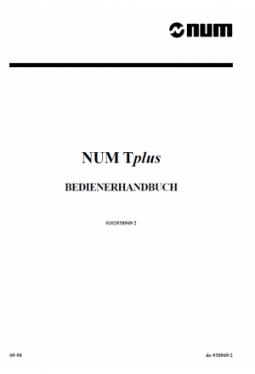 Tplus - Bedienerhandbuch