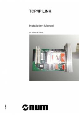 TCP/IP - Installation Manual