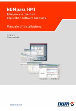 Ital.Ver: NUMpass HMI - Installation Manual